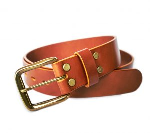 Hand made – Real leather belt