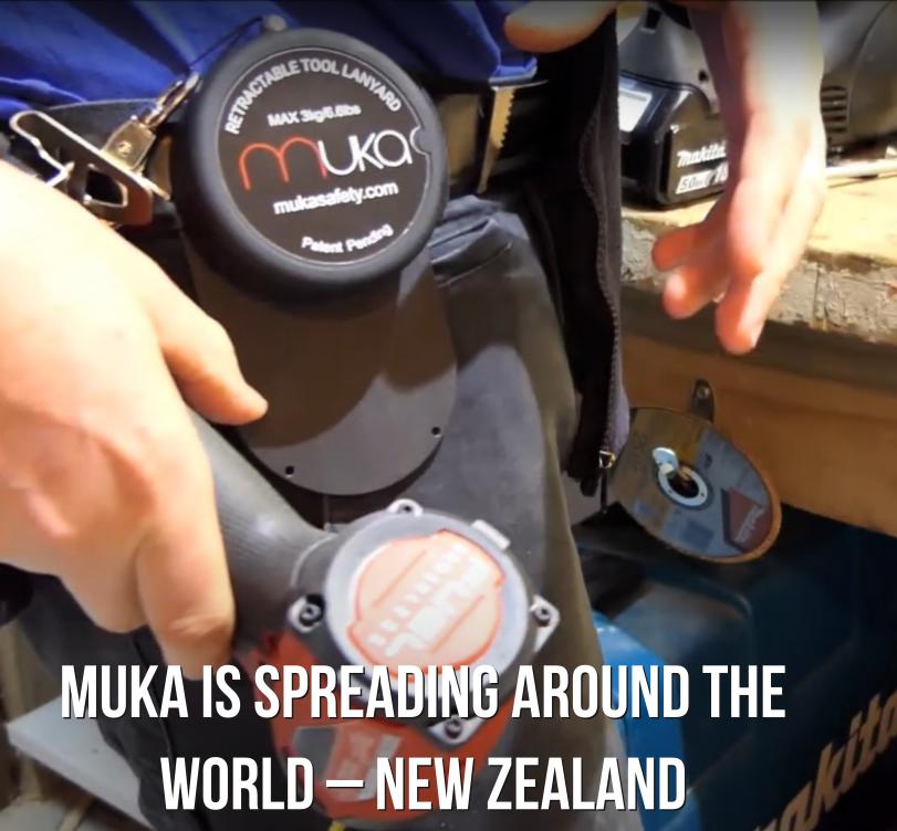 Muka is spreading around the World – New Zealand